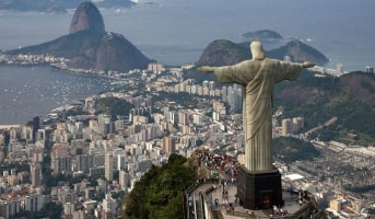 imagem do Rio de Janeiro